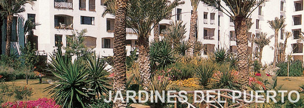 Jardines del puerto marbella spain golf leisure breaks for Jardines del puerto