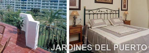 Jardines del puerto marbella spain golf leisure breaks for Jardines del puerto puerto banus